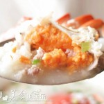 潮汕蟹粥(早餐菜谱)
