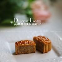 广式肉松月饼