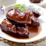 红烧蹄髈(电压力锅菜谱)