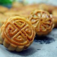 桂花莲藕月饼