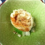 苏式鲜肉榨菜月饼(早餐菜谱)