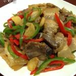 小炒肉(湘菜)