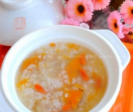 暖胃糯米粥