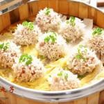 Q弹米香肉丸子(清蒸菜)
