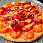 海鲜披萨饼(下午茶)
