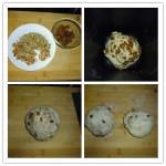堅果全麥歐包(早餐菜譜)