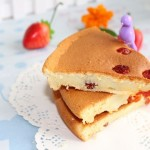 圣女果酸奶蛋糕(甜品點心)