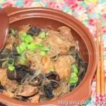 小鸡炖蘑菇(东北菜)