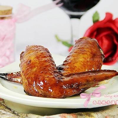红酒蜜汁鸡翅