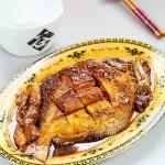 大葱烧平鱼(家宴最受欢迎的一条鱼)