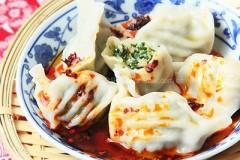 蒲公英鲜肉水饺