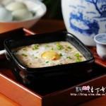 肉饼子炖咸蛋&梅菜蒸肉饼(清蒸菜)
