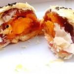 蛋黄酥&金丝肉松饼)(下午茶)