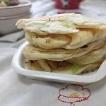 家常葱油饼(电饼铛菜谱)