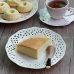 榴莲轻乳酪蛋糕(甜品点心)