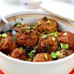 藕圆子(春节年菜)