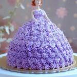 芭芘奶油蛋糕(甜品点心)