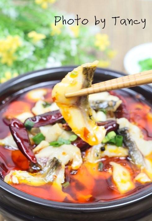 麻辣水煮魚