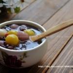 芋圆红豆沙(甜品)