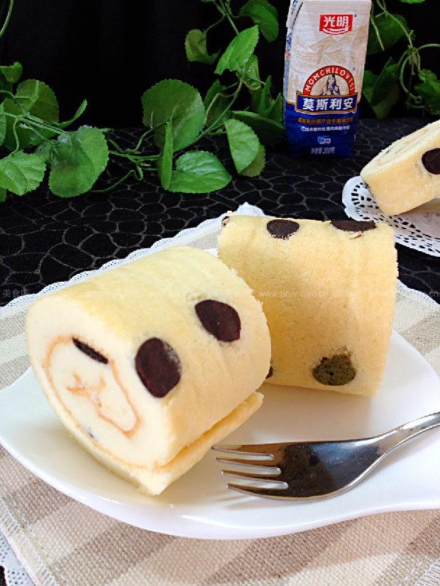 波点蛋糕卷