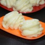 奶香小花卷(早餐菜谱)