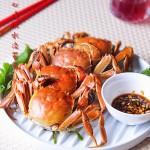 清蒸大闸蟹(清蒸菜)