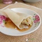 西葫芦鲜肉饺子(如何擀饺子皮)