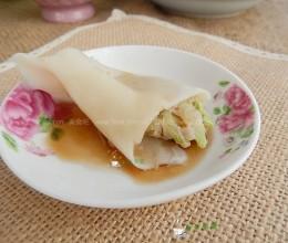 西葫芦鲜肉饺子