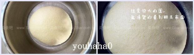玉米面土司