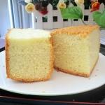面包机版海绵蛋糕(面包机食谱)