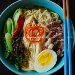 酸菜牛肉面(早餐菜谱)