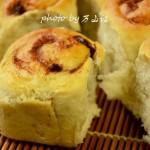 肉桂面包卷(早餐菜谱)