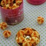 橙香绣球(甜品点心)