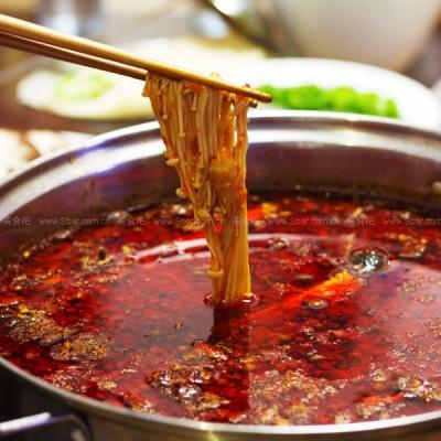 麻辣牛油火锅