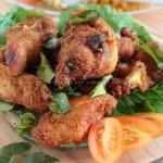 马来香料炸鸡(南洋风味)