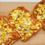 吐司披萨(早餐菜谱)