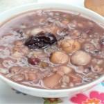 五谷杂粮养生粥(早餐菜谱)
