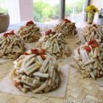 芋丝蒸肉丸(清蒸菜)