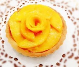 芒果芝士挞