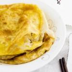 黄金烙饼(早餐菜谱)