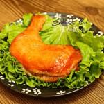蜜汁烤鸡腿(烤箱菜)