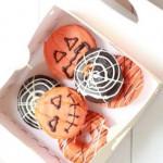 万圣节彩绘甜甜圈(甜品点心)