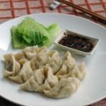 鲜猪肉水饺(早餐菜谱)