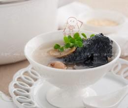 桂圆莲子木耳乌鸡汤