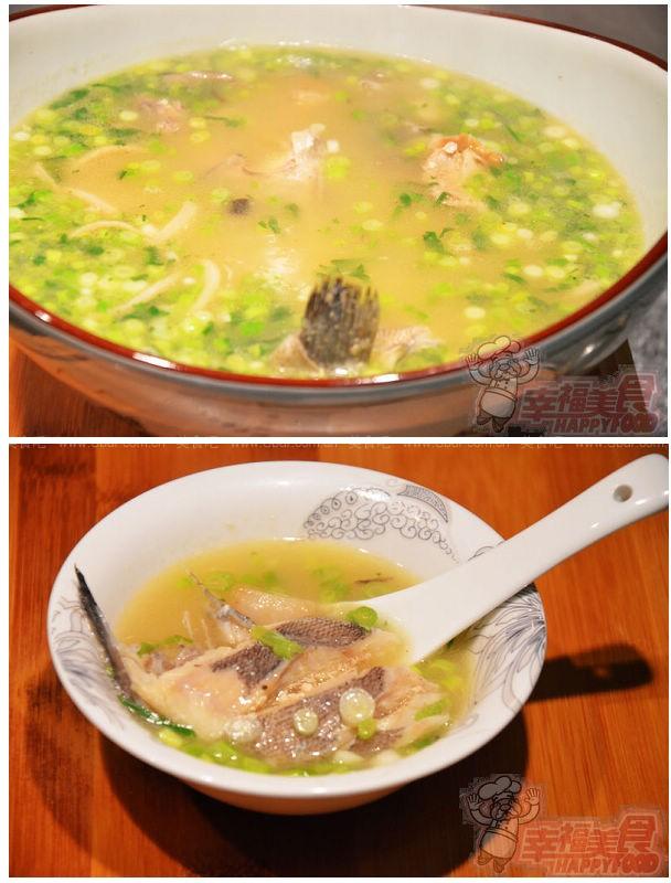 黑头鱼酸辣汤
