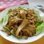 海米炒米粉(早餐菜谱)