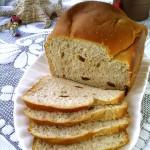 原汁葡萄干面包(早餐菜谱)