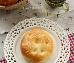 牛油砂糖面包