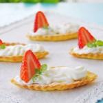 草莓船(甜品点心)