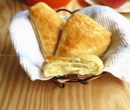 稷山老面三角油酥饼